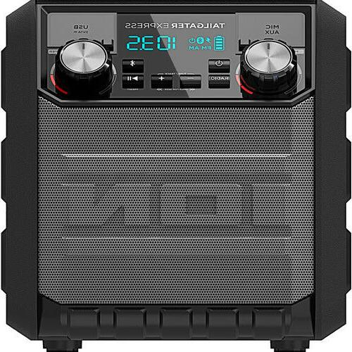ION Audio Tailgater Compact System
