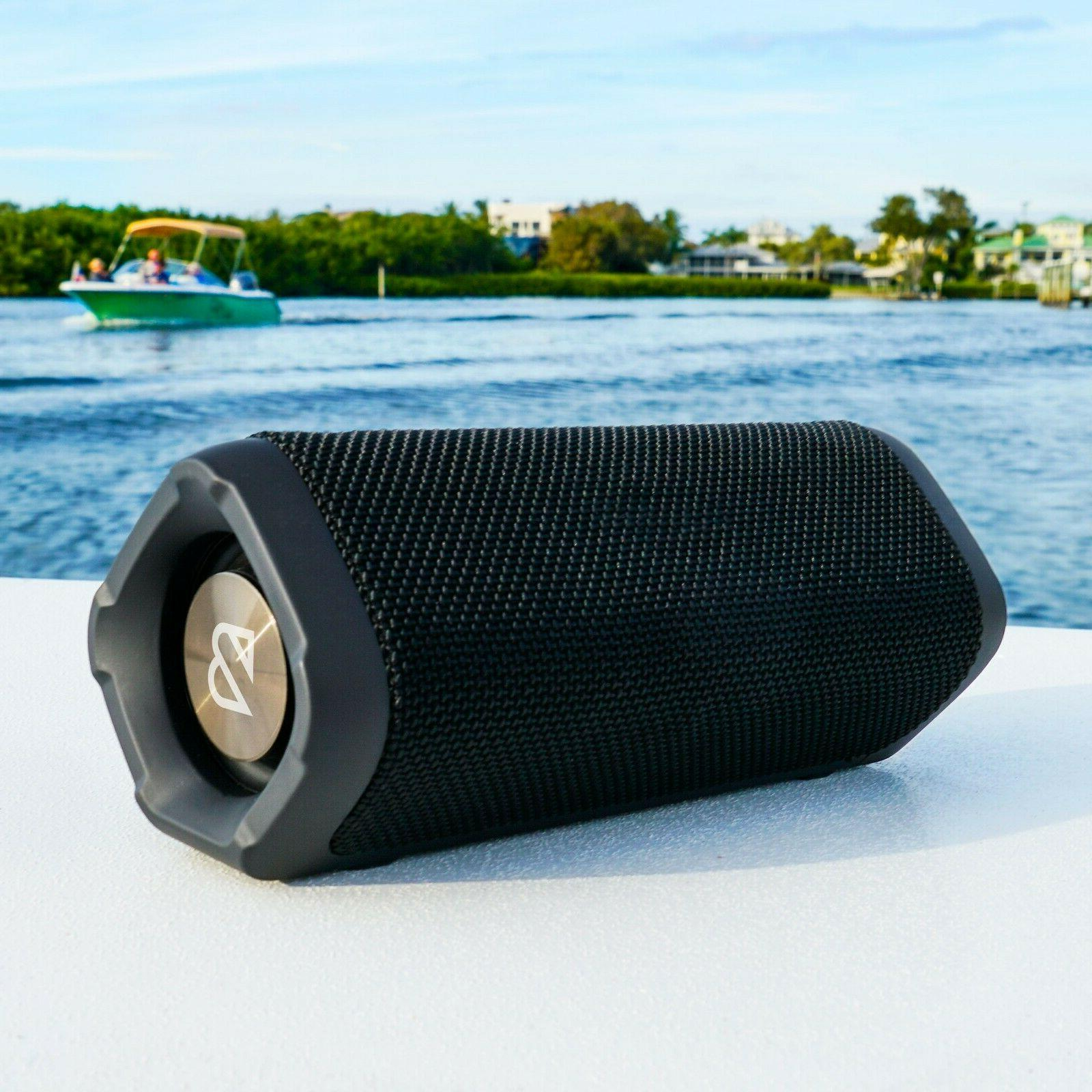 Back Bay- Bluetooth Speaker. 24-Hour Battery