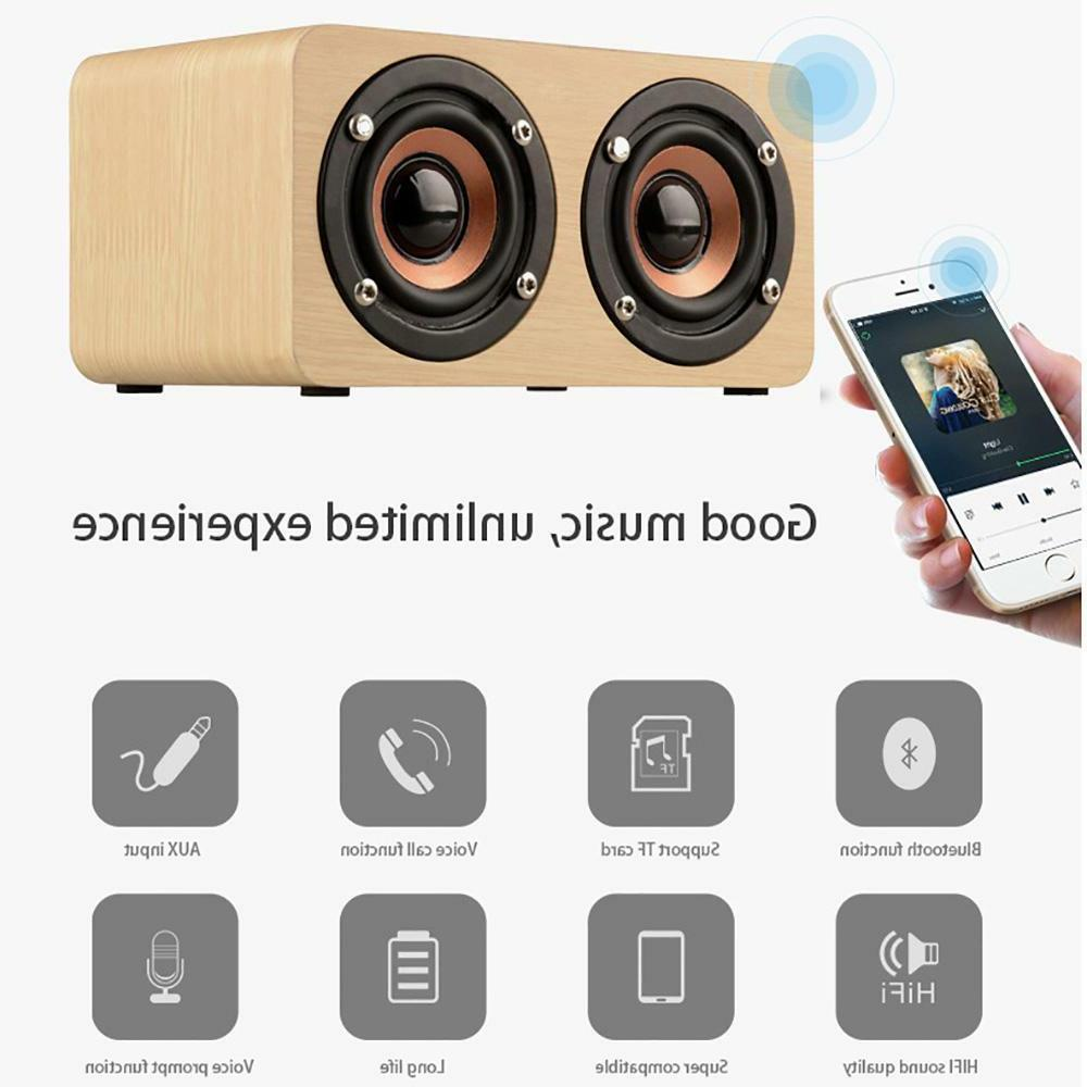 Bass Player Wireless Bluetooth Stereo Loudspeaker Subwoofer