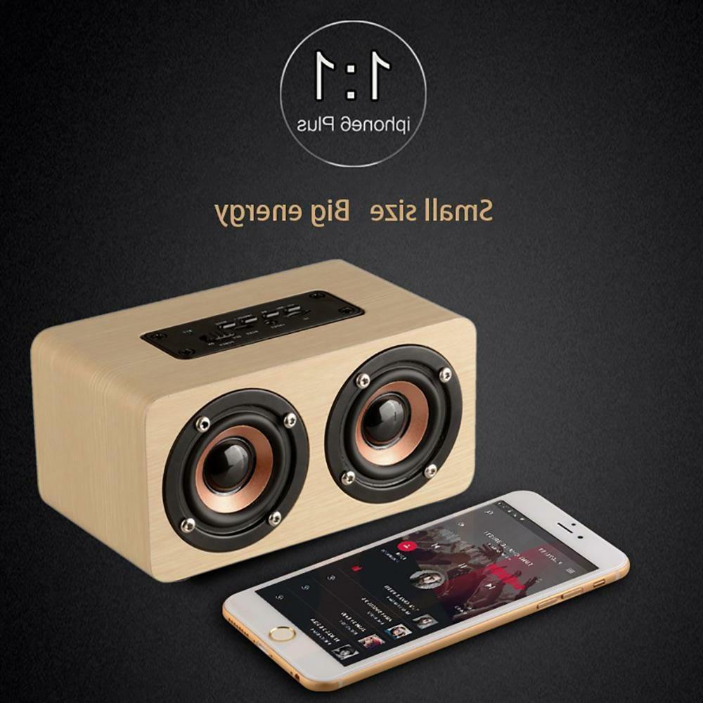 Bass Dual Player Bluetooth Stereo Loudspeaker Subwoofer