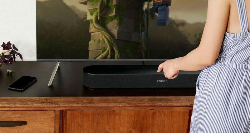 Sonos Beam Soundbar Speaker Black