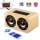 bluetooth dual speaker wireless bass stereo audio