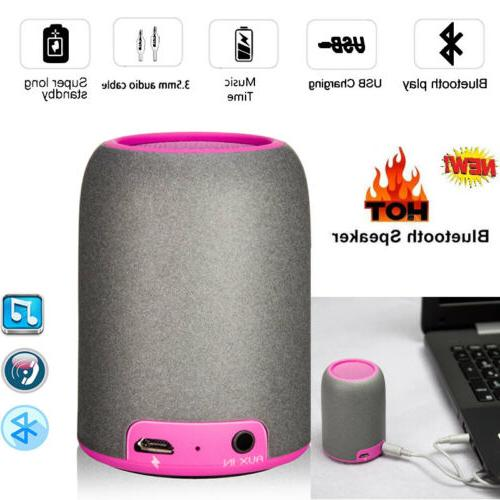 Bluetooth Music Wireless Speakers Charger Cable