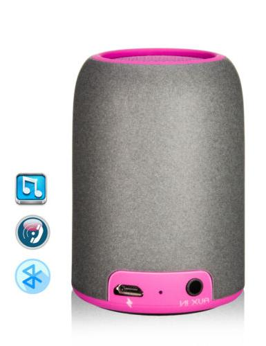 Bluetooth Portable Wireless Mini Speakers Charger