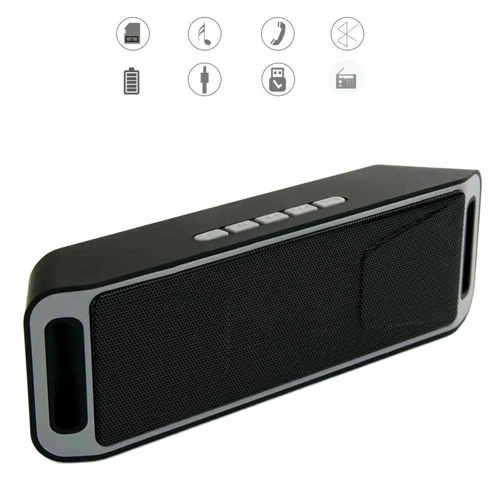 Bluetooth Portable FM