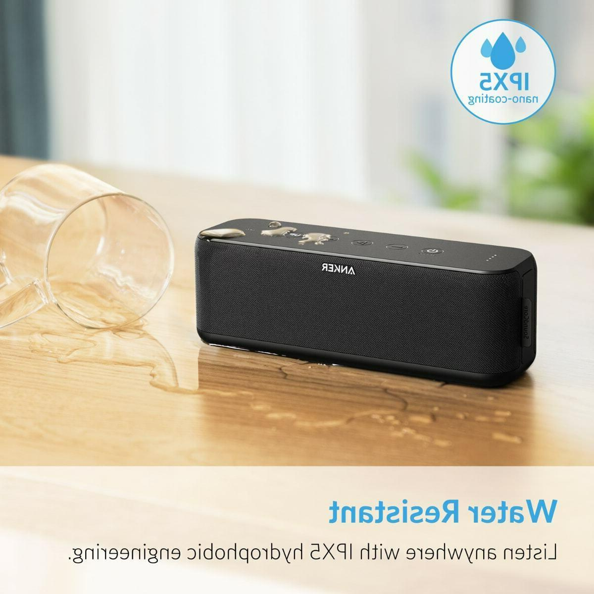 Bluetooth Anker Boost 20W 12h IPX5 Portable