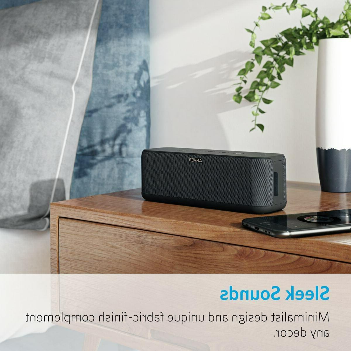 Bluetooth Anker SoundCore Boost 12h IPX5