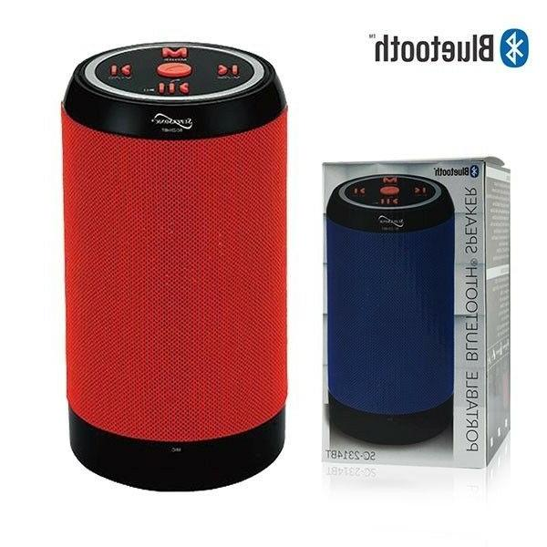 Supersonic Bluetooth Wireless Speaker Portable rechargeable