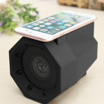BoomTouch Wireless Bluetooth Boom Box for USB