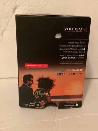 iHome Color Changing Rechargeable Wireless Speakerphone