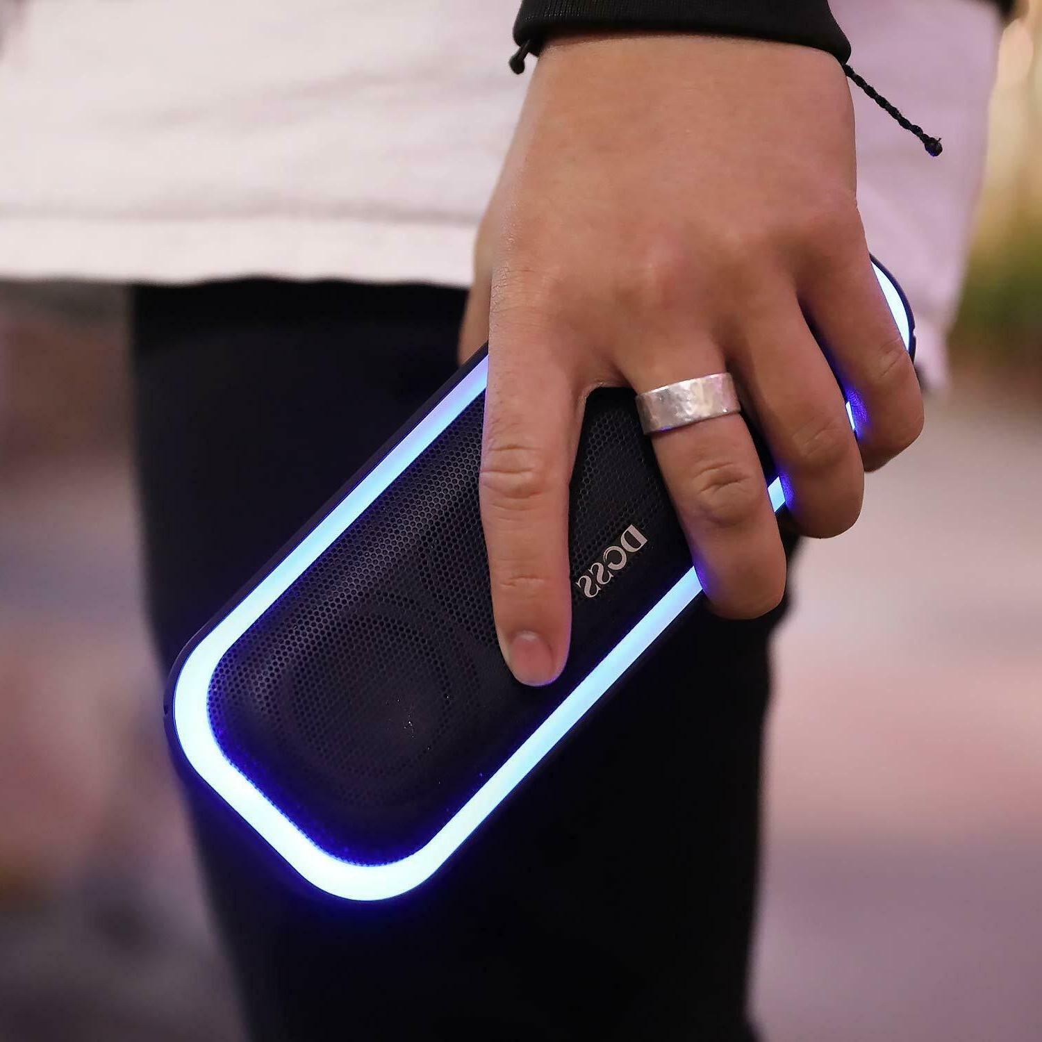Portable Bluetooth with