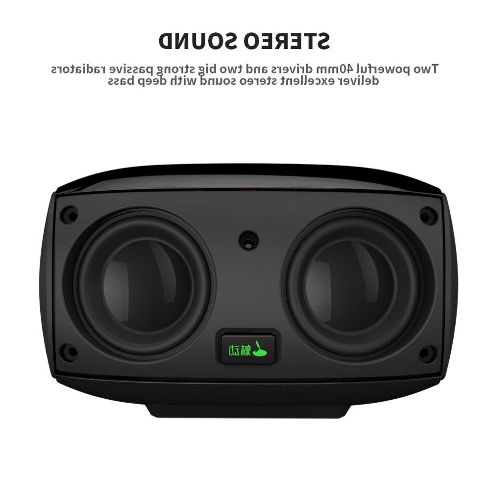 <font><b>Meidong</b></font> MD-5110 Portable <font><b>speaker</b></font> surround touch mini