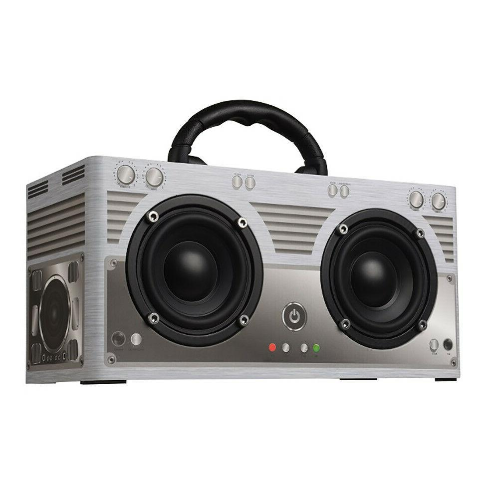 heavy bass bluetooth wireless speakers portable classic