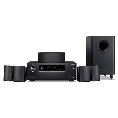 Onkyo HT-S3900 5.1 Channel Home Theater Receiver/Speaker Pac