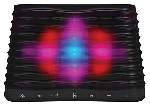 iHome iBT751 Bluetooth Stereo Speaker Disco Projection