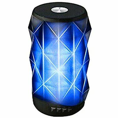 led bluetooth speaker wireless mini portable speaker