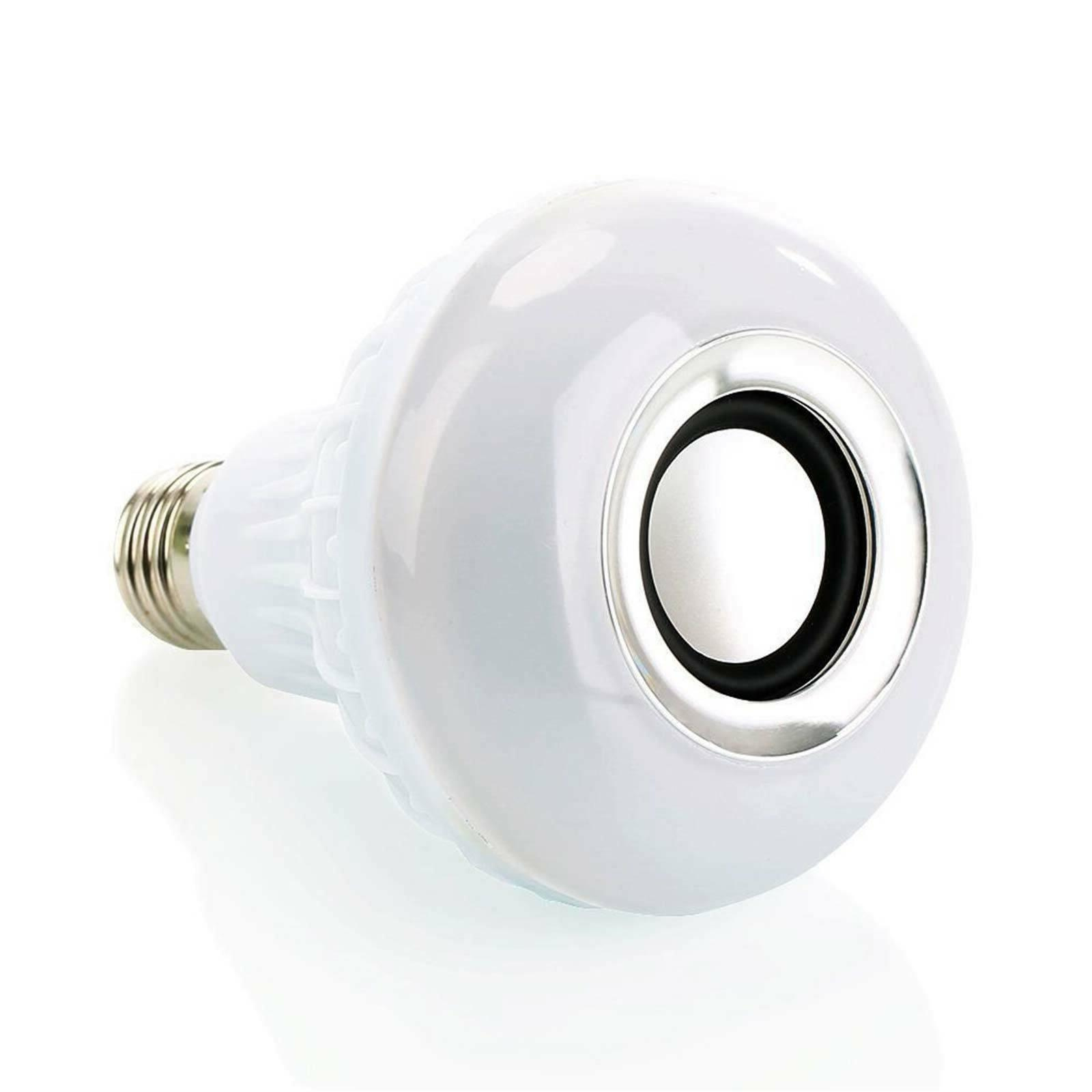 LED Wireless Bluetooth Bulb 12W Remote