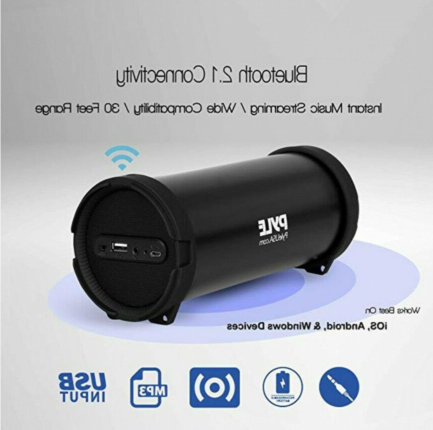 Loudest Bluetooth Speaker System Outdoor Wireless Loud Water