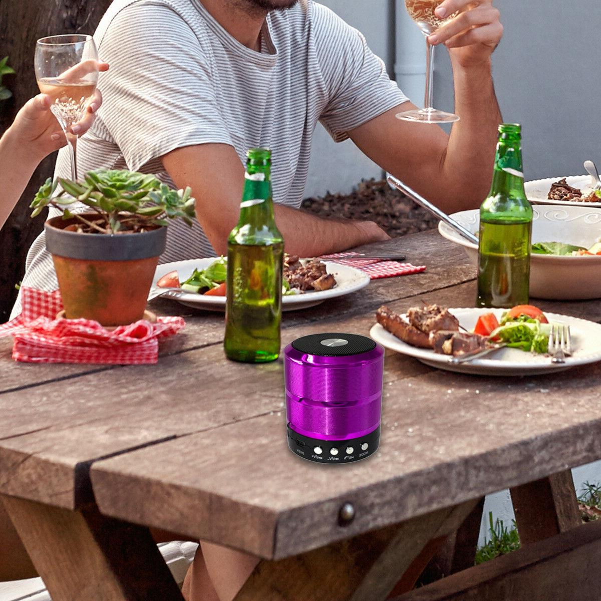 Rechargeable Bluetooth Wireless Speaker Super for Phone