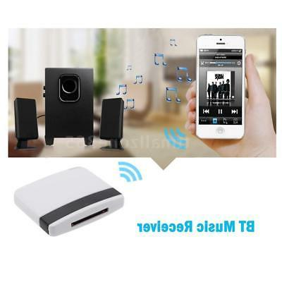 mini wireless bluetooth music receiver adapter to