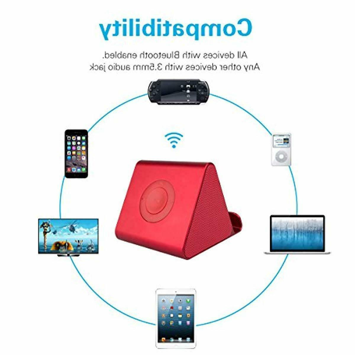 Mini Wireless Portable Wireless Phone Stand for