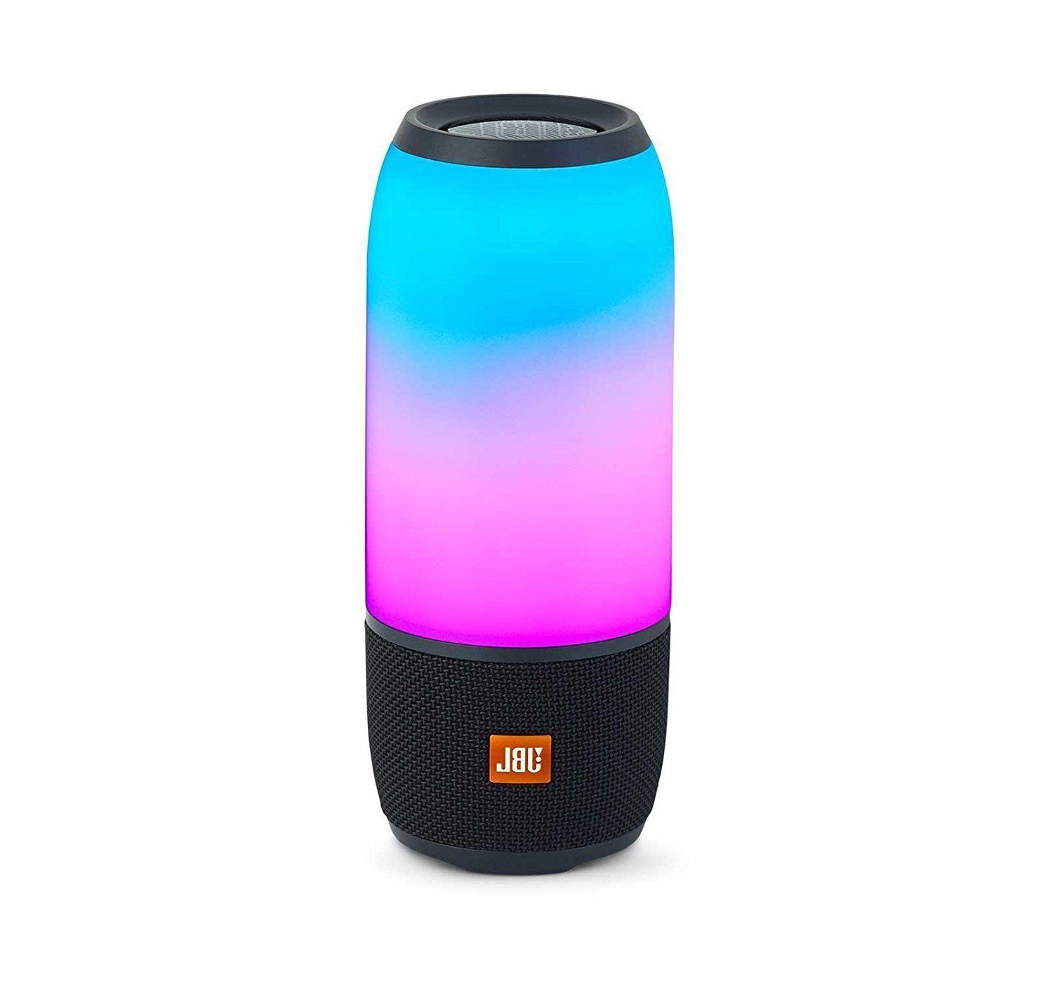 NB JBL Pulse 3 Wireless Bluetooth Ipx7 Waterproof Speaker Bl