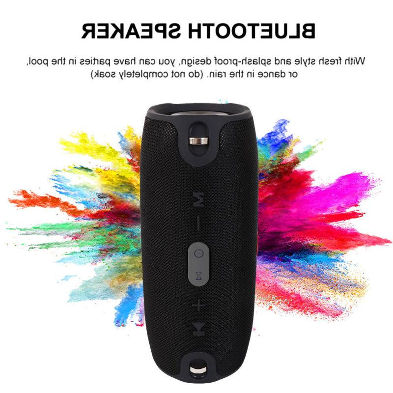 New CHARGE Waterproof Bluetooth Speaker Wireless USA