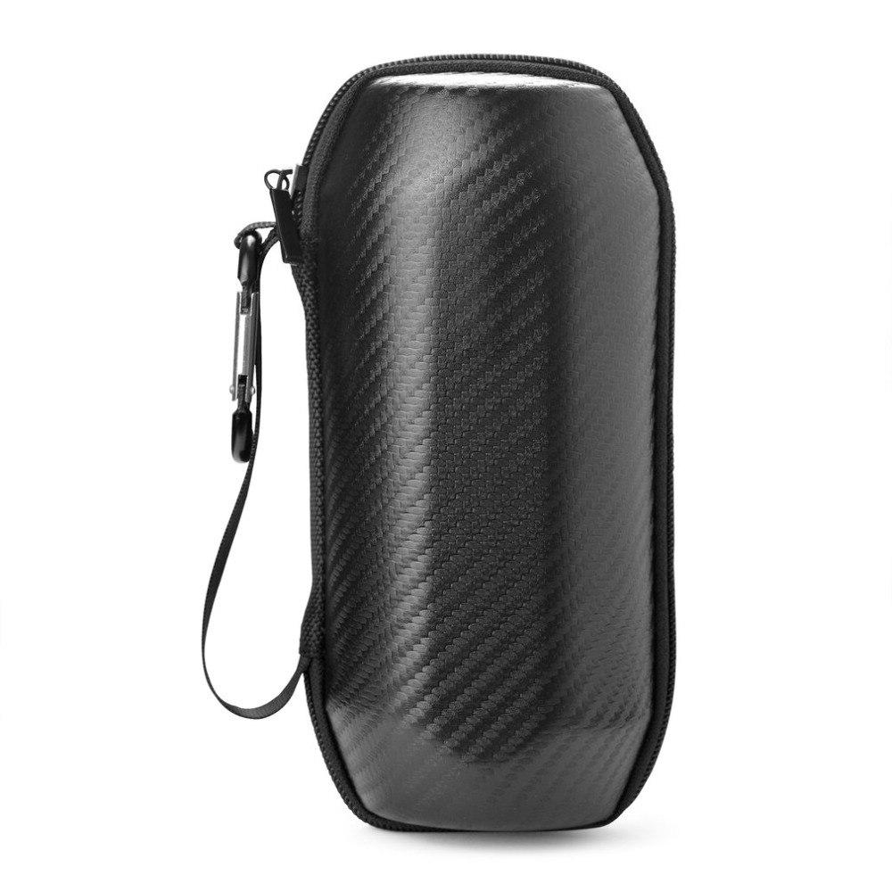 New Portable Travel 4 <font><b>Wireless</b></font> <font><b>Speaker</b></font> Case Cover Carbon