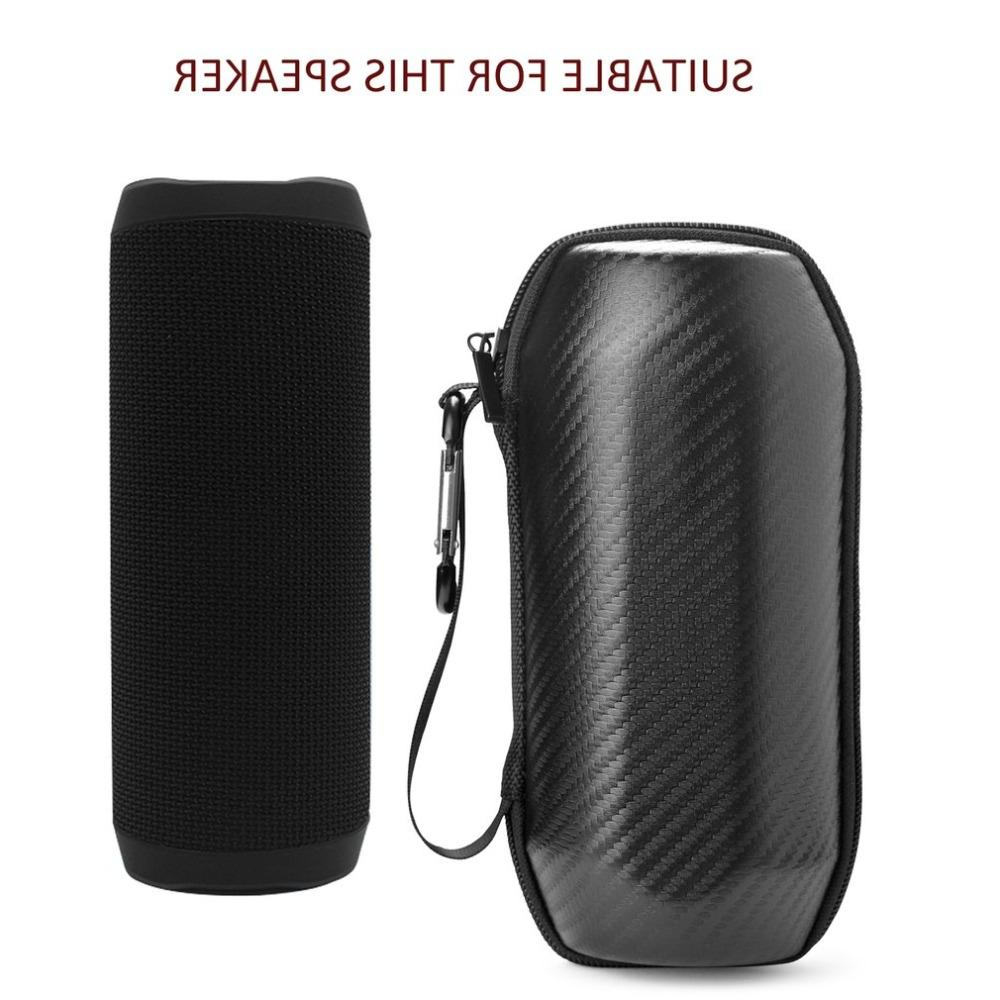 New Travel for jbl Flip4 <font><b>Flip</b></font> 4 <font><b>Wireless</b></font> Case Protective Case Cover High-grade Carbon