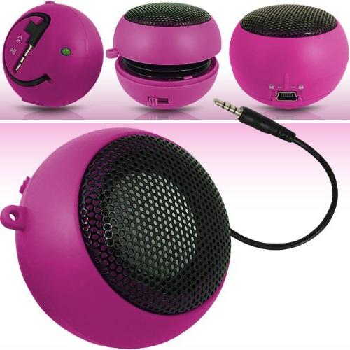 pink super sound rechargeable mini