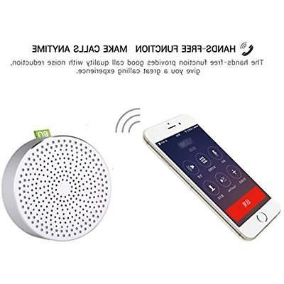 Portable Bluetooth BOOMER Mini With Sound Audio,