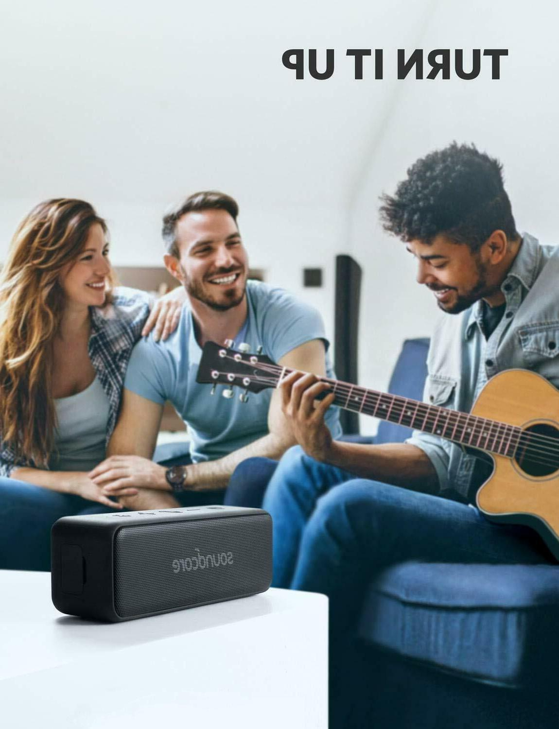 Anker Soundcore Motion Portable Bluetooth Outdoor Wireless IPX7 Stereo