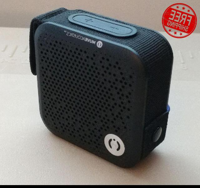Portable Bluetooth Speaker Wireless Travel Battery Life Pock