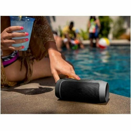 Portable Bluetooth Wireless Outdoor Bass Radio/TF/USB/AUX