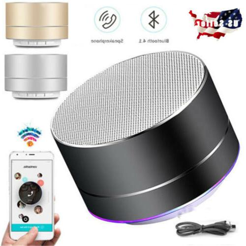 Portable Bluetooth Wireless Speaker Mini SUPER BASS Sound Fo