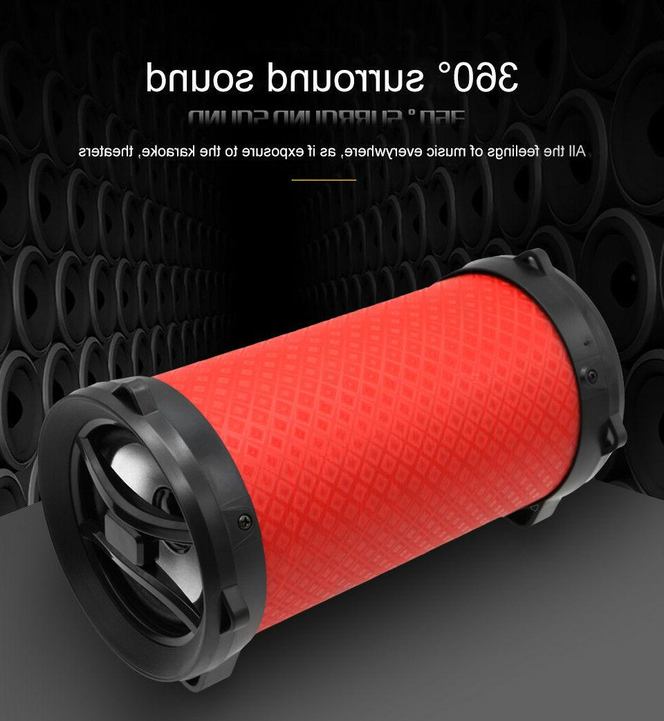 Portable Bluetooth Wireless Outdoor With