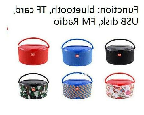 Portable Rechargeable Stereo