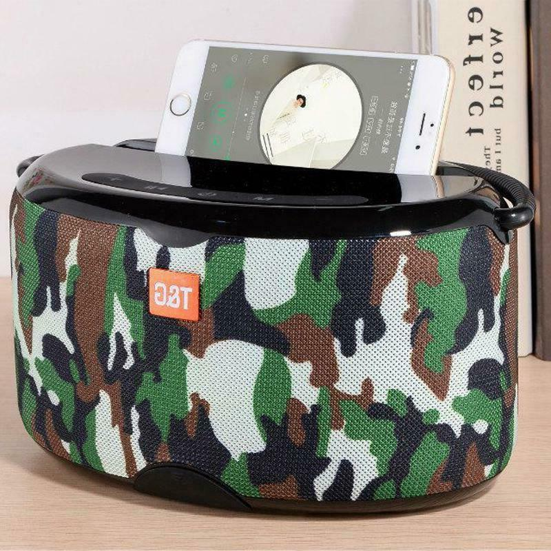 Portable Bluetooth Wireless Rechargeable Extra Bass Loudspeaker