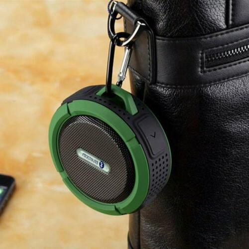 Portable Bluetooth Bass Mini Speaker for iPhone Samsung TO