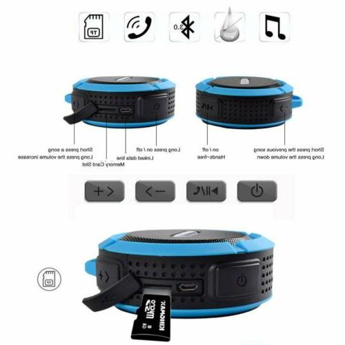 Portable Wireless Bass for iPhone Samsung