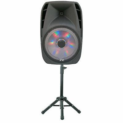 Portable Loud Bluetooth Party 7,500W 15 Inch Wireless