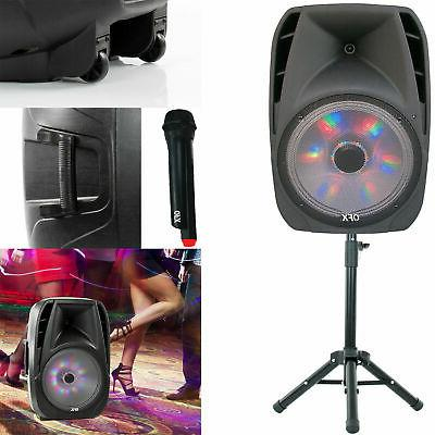 Portable Loud Party Wireless Stand