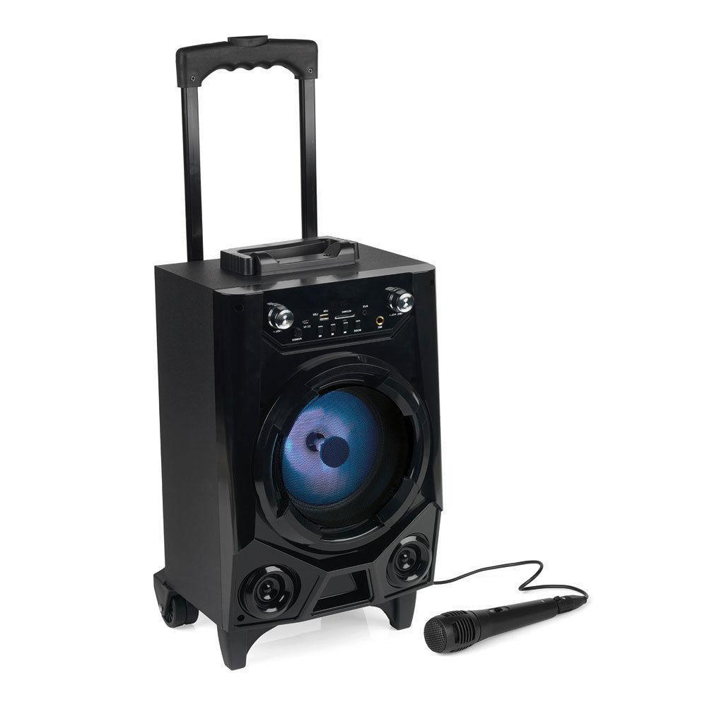 Portable Bluetooth Party DJ Speaker With