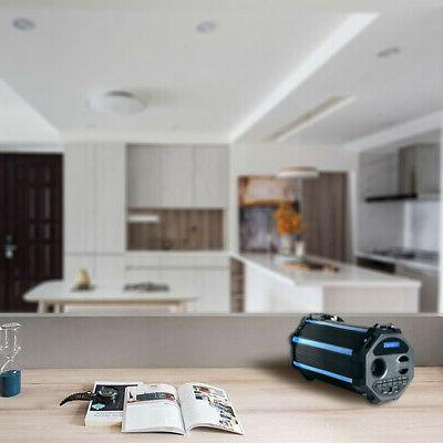 HIFI Portable Bluetooth Speaker Wireless Audio Boombox USB