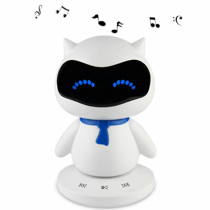 PROMOTION Robot Speaker Smart Bluetooth Portable Wireless St