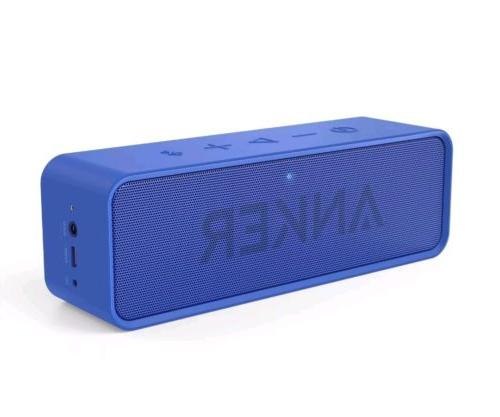 Anker SoundCore with Playtime Blue