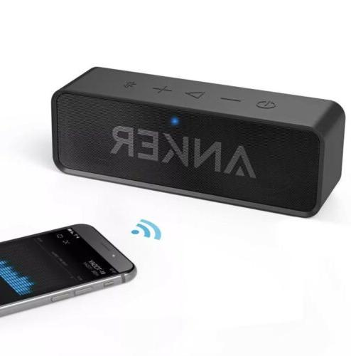 Anker SoundCore Dual-Driver Bluetooth Speakers with Stereo