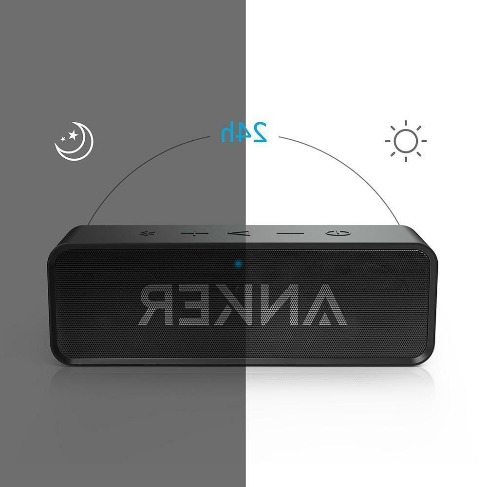 Anker SoundCore Dual-Driver Bluetooth Speakers with Superior Stereo