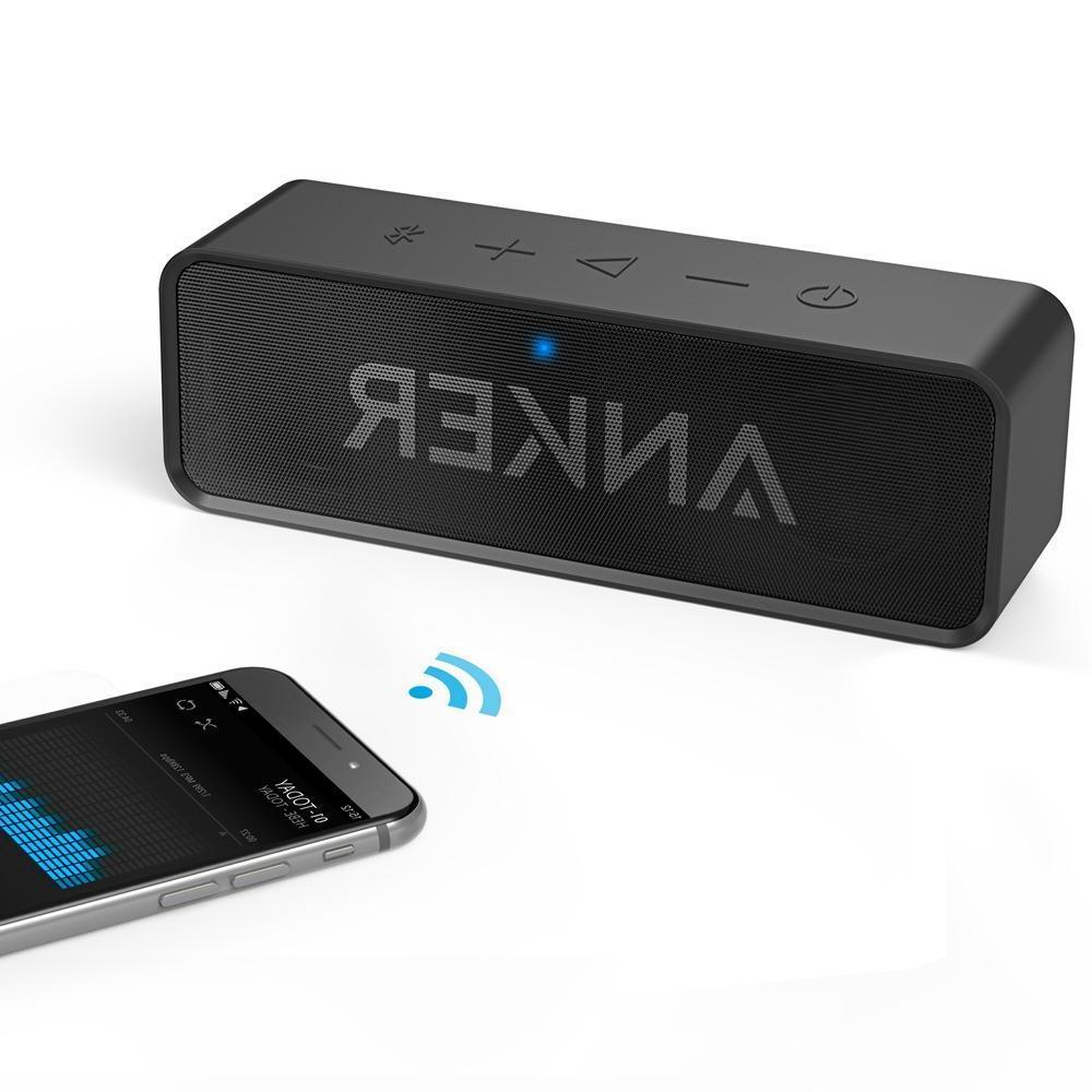 Anker SoundCore Dual-Driver Portable Bluetooth with Superior Stereo