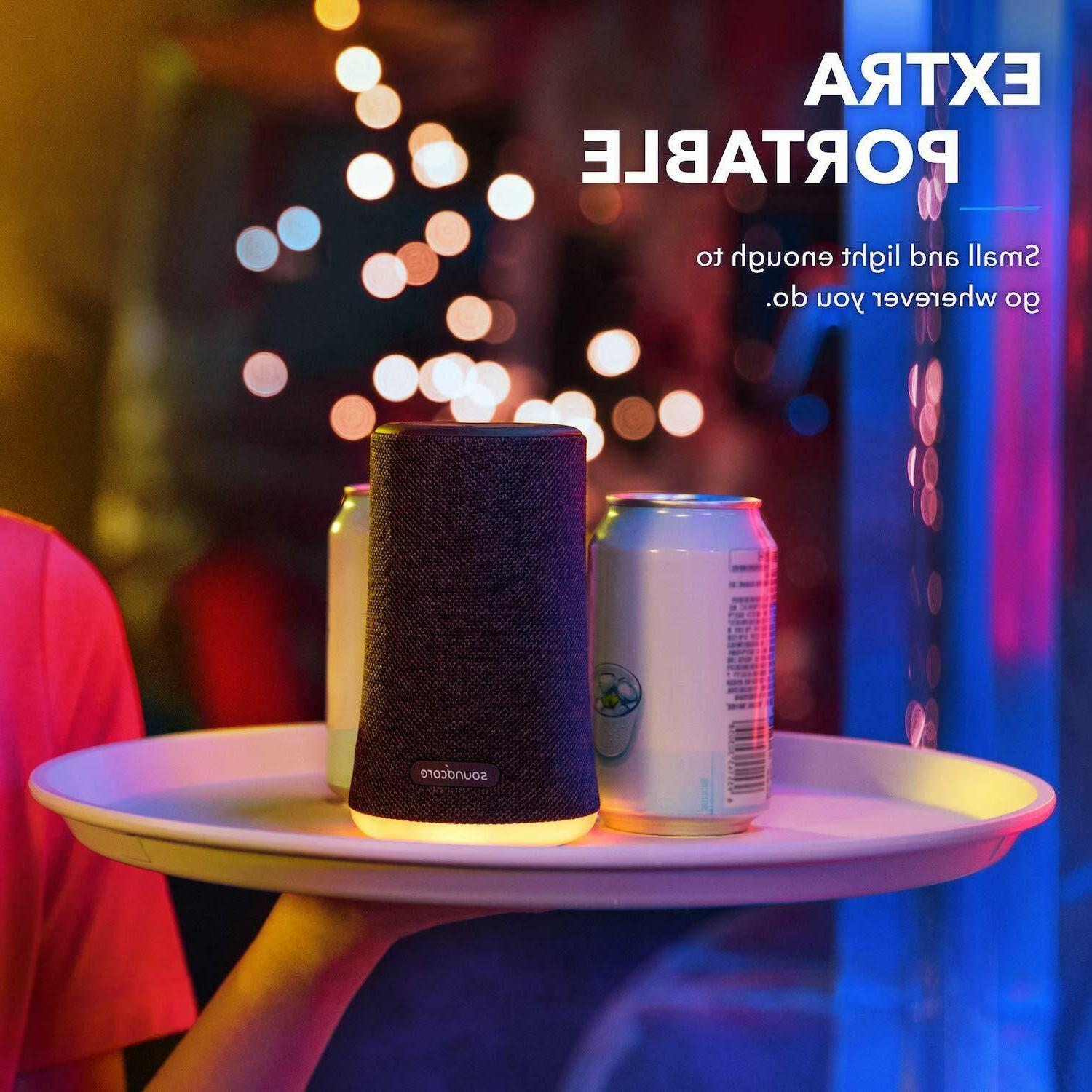 Anker Soundcore Bluetooth IPX7 for Outdoor Party LED
